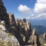La meraviglia delle Dolomiti