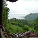 This is the view from the balcony of our room at Hotel Costa Verde, Manuel Antonio.