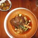 Restaurant Look - The famous lamb...