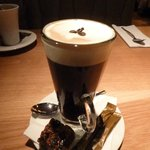 The humble but very few can make a good one in UK! Irish coffee! 5 star