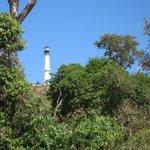 Presque île le phare