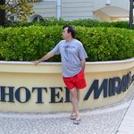 entratra dell'albergo