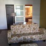 zitgedeelte superior suite