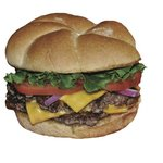 Our Signature Two Patty Burger