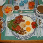 French Canadian Sampler Breakfast