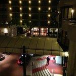 hotel entree