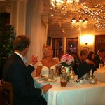 Wedding Dinner at Main St. Inn,  Terrific Evening with Family