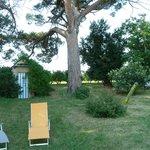 Ein Garten zum Genießen und Entspannen