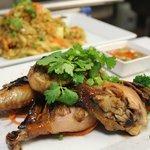 BBQ Herbal Chicken