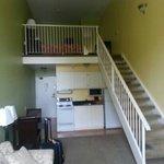 my loft style room