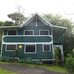 Cottage von außen