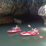 expore more cave rafting
