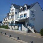 """hotel """"la plage"""""""