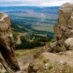 Top of Jackson Hole