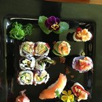 sushi special by Maitre Chen