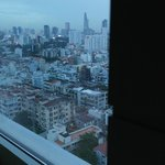 Bitexco tower view