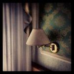 Luce di cortesia in camera