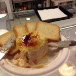 milhojas de foie en Kisko Garcia