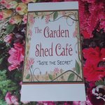 Garden Shed Cafe - Taste the Secret