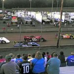 Great super late model races.