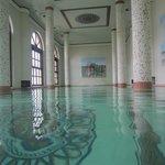 la piscina della SPA sono stata divinamente, personale splendido sempre disponibile e SORRIDENT
