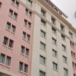 ホテルの外観