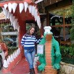 Almoço no Krokodilo