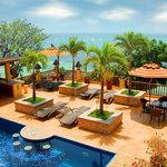 Foto di Palm Breeze Villa Boracay Hotel