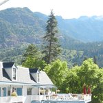 Beautiful Mountain Setting of Our Victorian Inn
