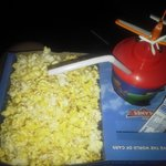 "Snack Pack from ""Planes"" movie 8/31/13"