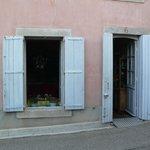 Hostel entrance, 6 Rue Lamartine,Trèbes