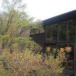 Minimal Japanese architecture.
