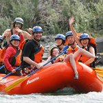 Rafting with Paradise