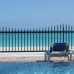 lounge chair by pool/beach