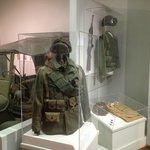 Korean War (U.S.) - Uniforms and carbine.