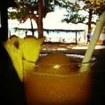 Bar/ Beach area