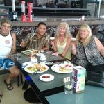 lunch at kuta station with the lovely general manager Mr Nyoman Suparta a really great time we h