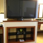 Nice, large TV