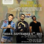Vue featuring Zombie Kids from Spain on 6 Sep 2013