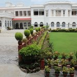 Kaiser Palace and Lawn