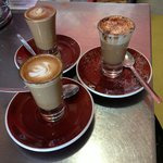 Delicious Emporio coffee made with passion