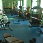 Well this is a gym of a 5* star hotel...