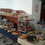 tante torte a colazione