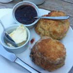 Loveliest homemade scones I have ever tasted!