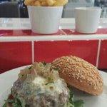 burger de Casa Milano