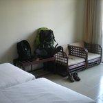 chambre très propre !