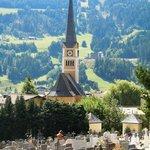 la chiesa Bad Hofgastein