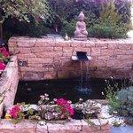 la fontaine aux poissons
