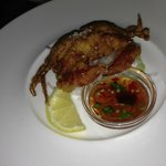 Baby soft shell crab