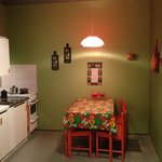Kitchen of 1970's